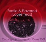 Exotic & Flavored Teas